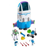 Disney Pixar Toy Story Buzz Lightyear Space Command Playset