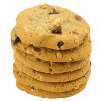 Central Market Macadamia Milk Chocolate All Butter Cookies