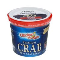Chicken of the Sea Premium Real Claw Crab Meat