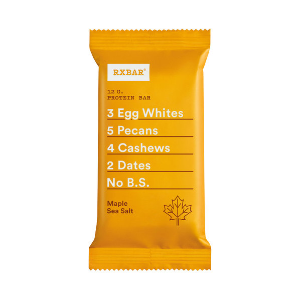 Rxbar Maple Sea Salt Protein Bar, 1.83 oz