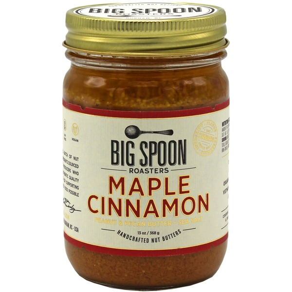 Big Spoon Roasters Maple Cinnamon Nut Butter