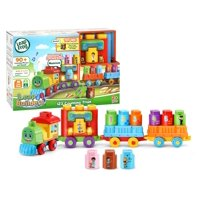 LeapFrog LeapBuilders 123 Counting Train Learning Blocks Toy for Kids