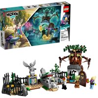 LEGO Hidden Side Augmented Reality (AR) Graveyard Mystery 70420 (335 Pieces)