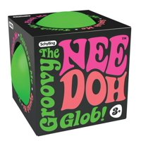 Nee Doh - The Groovy Glob (Colors Vary) - Novelty Toy by Schylling (ND)