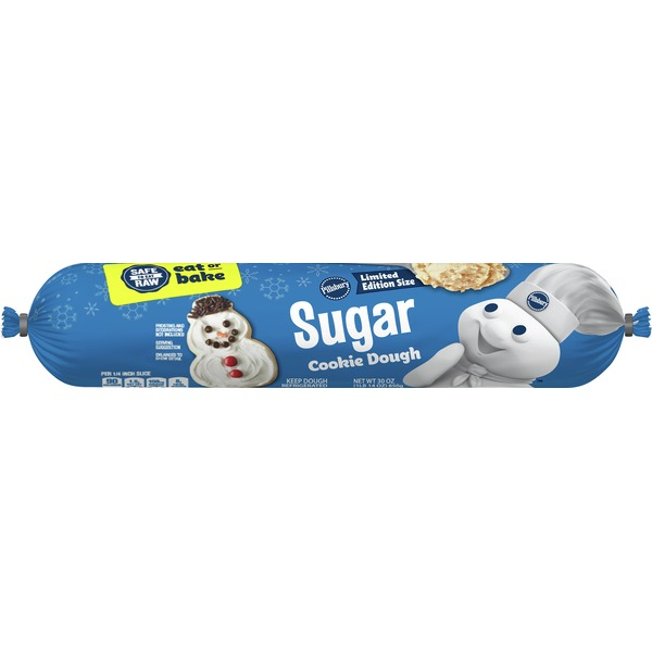 Pillsbury Cookie Dough, Sugar