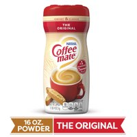 COFFEE MATE The Original Powder Coffee Creamer 16 Oz. Canister Non-dairy Lactose Free Gluten Free Creamer