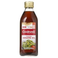 Cookwell Toasted Sesame Oil Oil for Sauteing and Basting 17 Oz