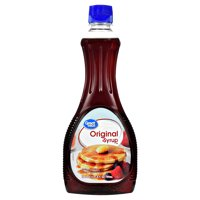 Great Value Original Syrup, 24 fl oz