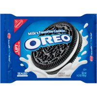 OREO Chocolate Sandwich Cookies, 14.3 OZ