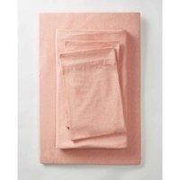 Mainstays Red Sedona Queen Jersey Sheet Set