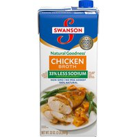 Swanson® Natural Goodness® Chicken Broth