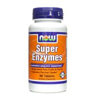 Now Super Enzymes, Tablets