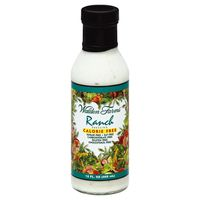 Walden Farms Dressing, Calorie Free, Ranch