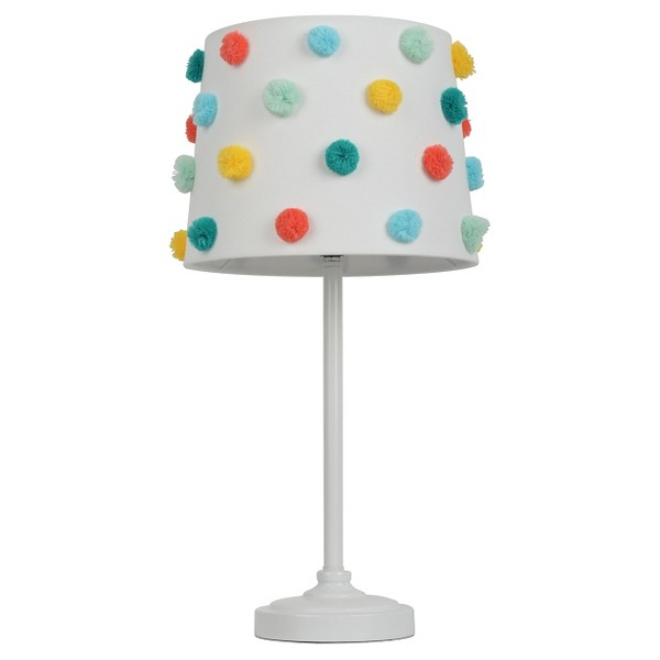 Pom Pom Shade Table Lamp - Pillowfort™