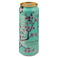 Arizona Green Tea with Ginseng and Honey - 23 fl oz Can
