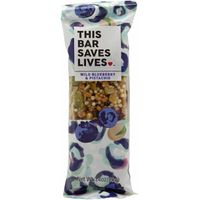 This Saves Lives Bar, Wild Blueberry & Pistachio