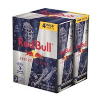 Red Bull Energy Drink, 4 Pack