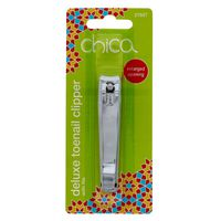 Chica Deluxe Toenail Clipper With File