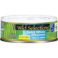 Wild Selections Solid White Albacore Tuna in Water