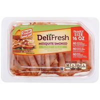 Oscar Mayer Deli Fresh Mesquite Smoked Turkey Breast