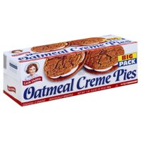 Little Debbie Big Pack Oatmeal Creme Pies, 31.78 oz