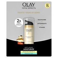 Olay Total Effects Moisturizer, 3.4 fl oz