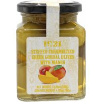 1921 Stuffed Green Queen Olives With Mango