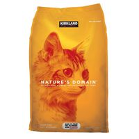 Kirkland Signature Nature's Domain Cat Food, 18 lb