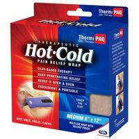 "ThermiPaq Hot/Cold Pain Relief Wrap Medium 6""' x 12"""