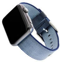 Woven Nylon Band for 42mm/44mm Watch, Blue