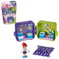 LEGO Friends Mia?s Play Cube 41403 Building Kit; Playset Includes Collectible Mini-Doll (40 Pieces)