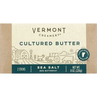 Vermont Creamery Cultured Butter Sea Salt