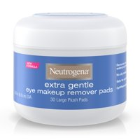 Neutrogena Makeup Removing Facial Pads, 30 Count