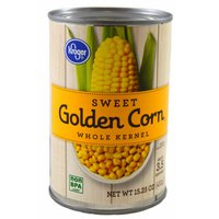Kroger Golden Corn Whole Kernel