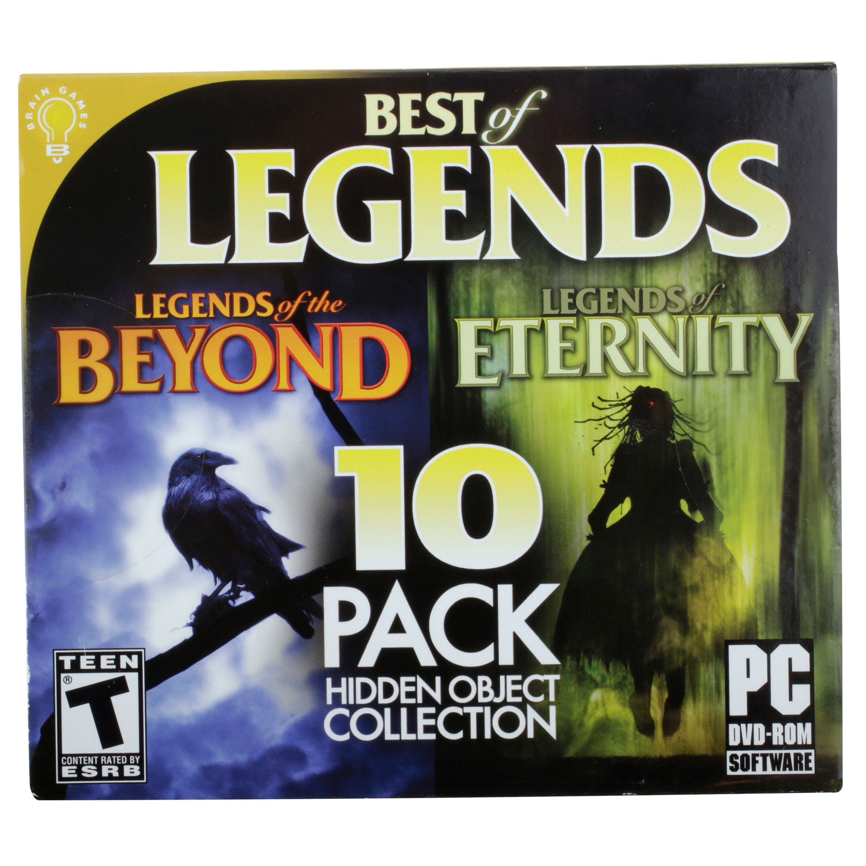 Best Of Legends Pc Dvd From Walmart In Fort Worth Tx Burpy Com