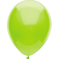 "Way To Celebrate 15 Ct. 12"" Plain Lime Green Balloons"