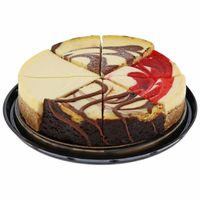 Fathers Table Cheesecake, Variety Sampler