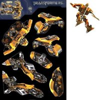 Transformers Mini 3-D Puzzles / Favors (4ct)