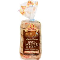 Oroweat 100% Whole Wheat English Muffins, 6 count, 12.5 oz