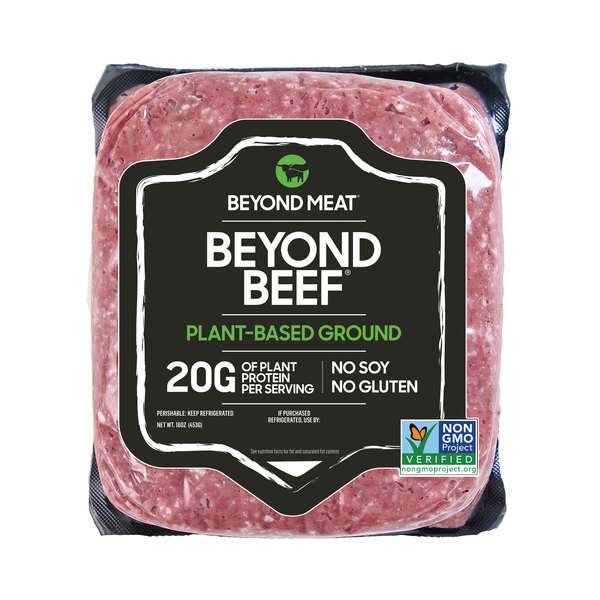 Beyond Beef Plant-based Ground Beef, 16 oz