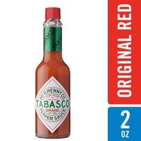 Tabasco Original Flavor Pepper Sauce, 2 oz