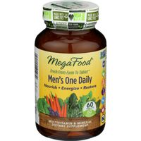 MegaFood Men's One Daily, Tablets