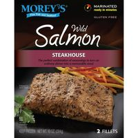 Morey's Wild Salmon Steakhouse