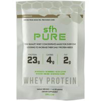 Stronger Faster Healthier Chocolate Pure Whey Protein Single Serving