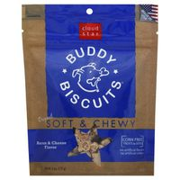 Buddy Biscuits Dog Treats Bacon & Cheese