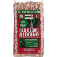Pets Pick Red Cedar Bedding 20 L Bag