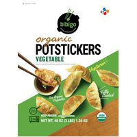 Bibigo Organic Veggie Pot-stickers, 48 oz