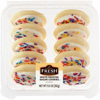Bakery Fresh Goodness Frosted Sugar Cookies