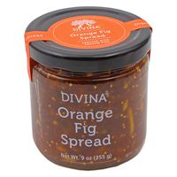 Divina Fig Spread, Orange