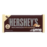 Hershey's XL Milk Chocolate with Almonds Candy